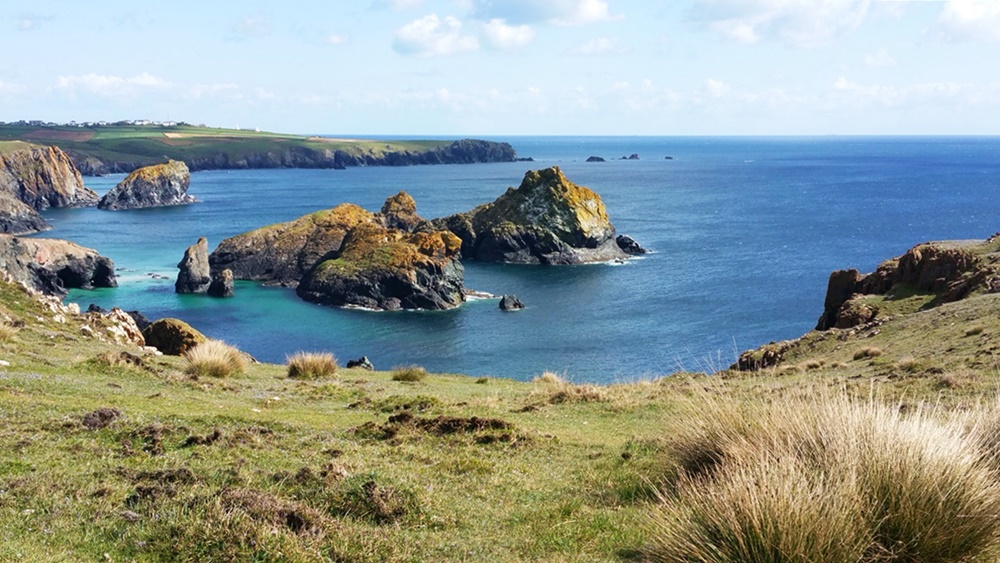 South West Coast Path | Lizard Peninsula, Cornwall