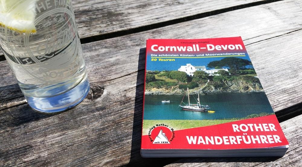 Unterwegs mit dem Rother Wanderführer in Cornwall