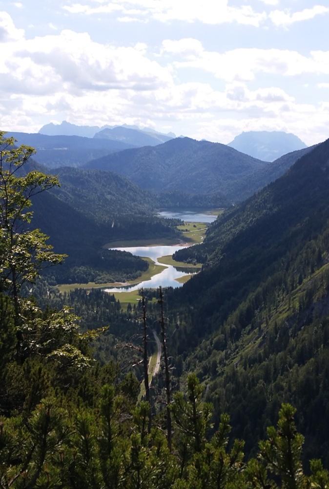 Gipfelglück und Seenblick am Seekopf