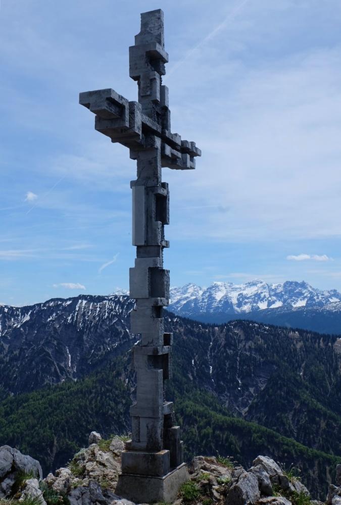 Gipfelglück auf der Hörndlwand