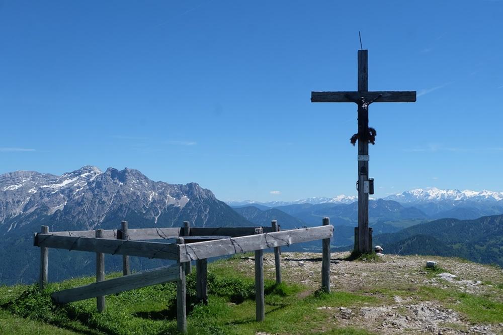 Gipfelglück am Fellhorn