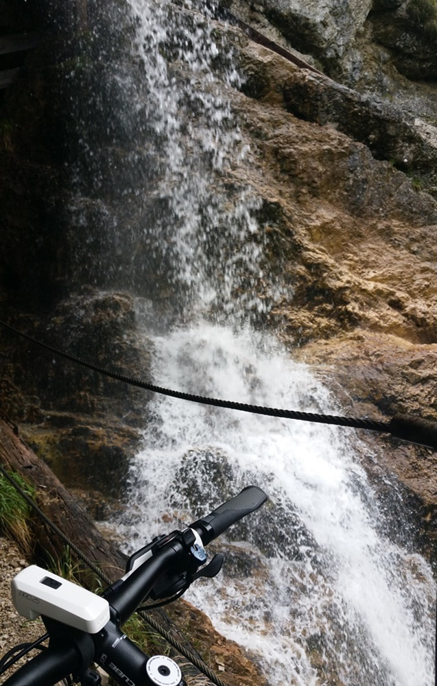 Wildnis am Staubfall