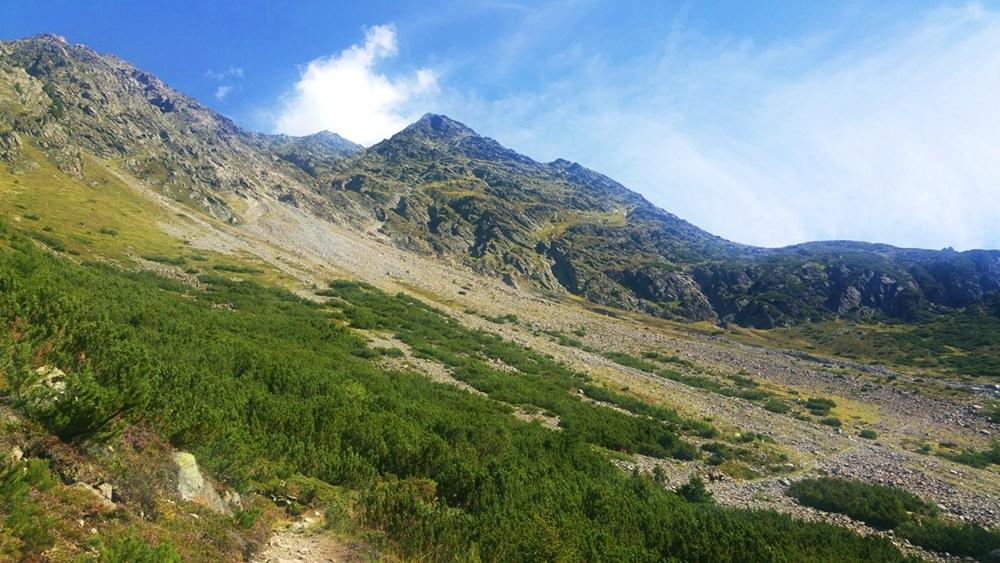 Unterwegs zur Winnebachseehütte im Ötztal