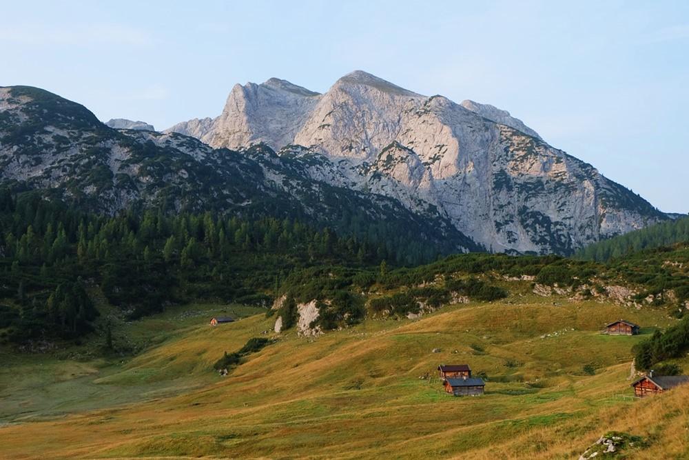 Gipfelbuch Reiteralm: Weitschartenkopf, Bruder und Häuselhorn (2.284m)