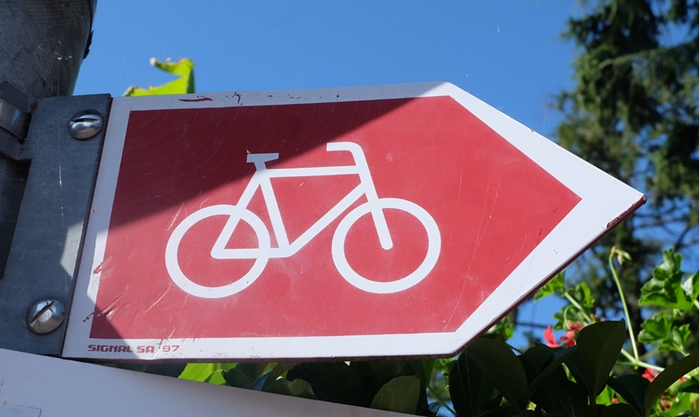 Mit dem Fahrrad im Tessin (CH): durch das Tal der Maggia von Locarno nach Foroglio