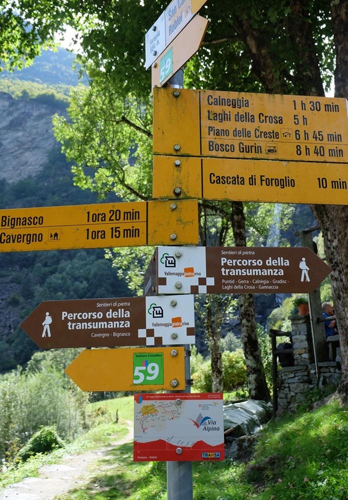Foroglio erreicht, wohin jetzt? | Tessin, Schweiz