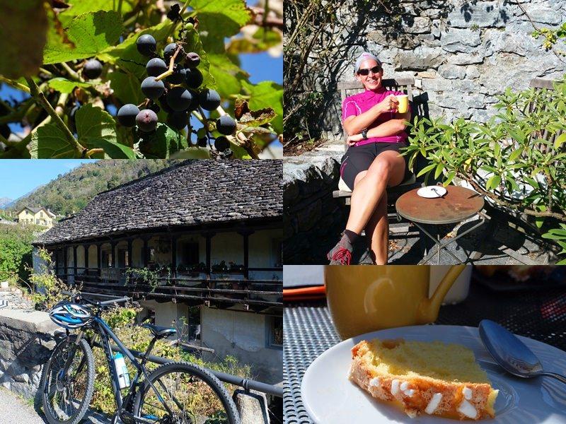 Kaffeepause im Casa Martinelli in Maggia | Tessin, Schweiz