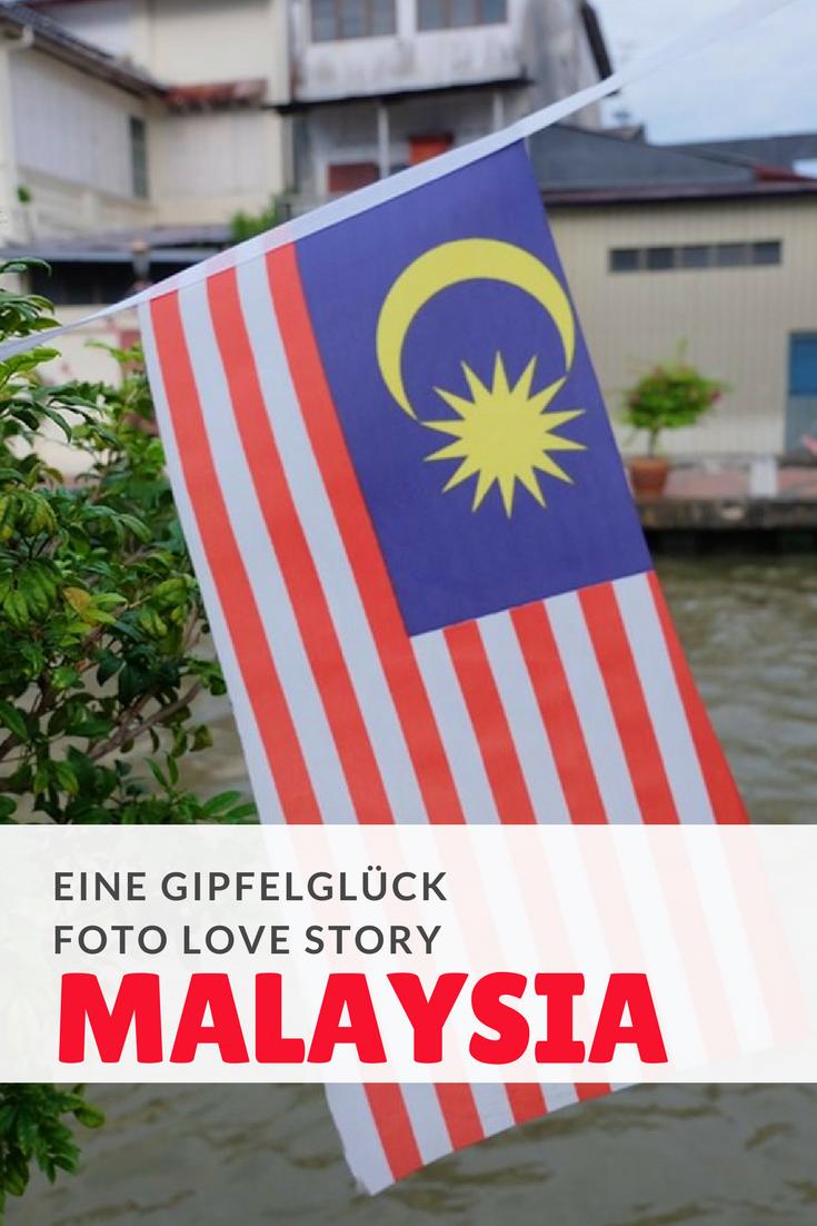 Flagge von Malaysia