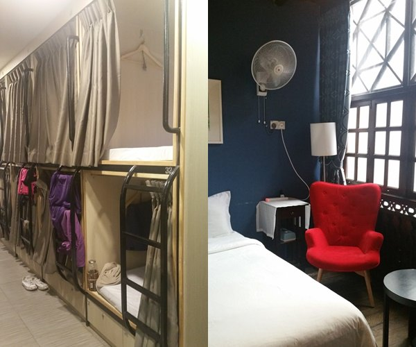 Tanah Rata und Penang, Regal-Hostel und Gästehaus | Malaysia