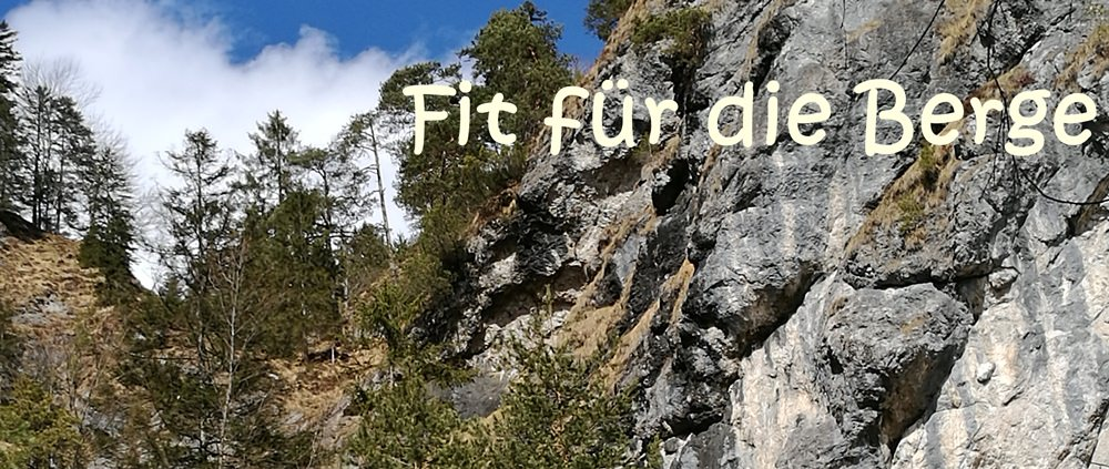 """Fit für die Berge Teil 3: Fitness Tipps von den """"Berghasen"""" zum Wandern, Berggehen, Bergsteigen"""