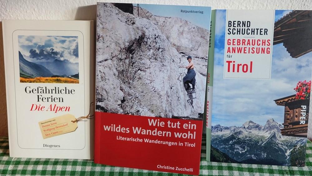 Bücherglück – Bücher für die Berg-Sehnsucht (5)
