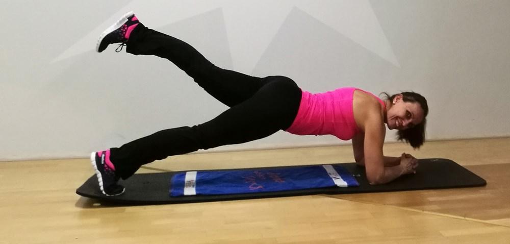 um zu werden, legen fit