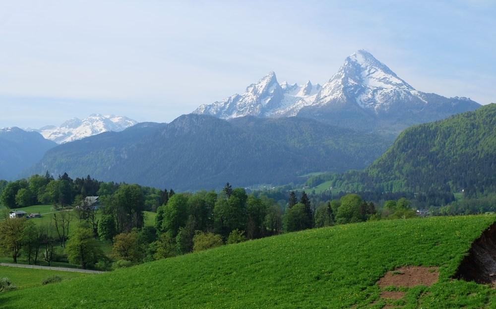 Reisetipps für die Berchtesgadener Alpen (Bayern)