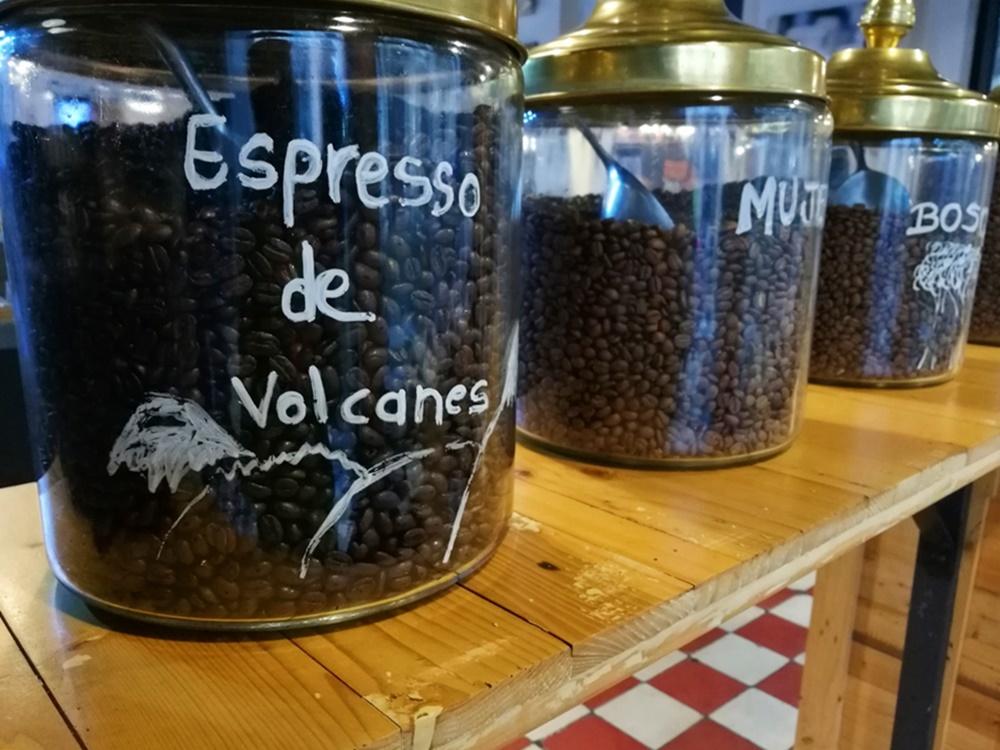 Kaffee aus Ecuador