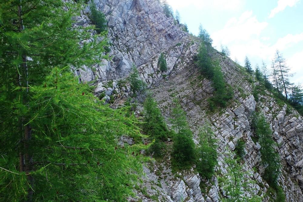 Wilder Westaufstieg vom Eibsee zur Zugspitze - da geht wirklich ein Weg?!