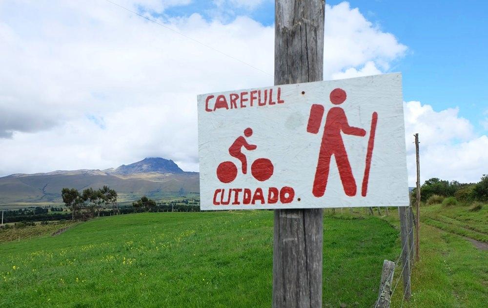 Wanderweg an der Hacienda El Porvenir | Ecuador