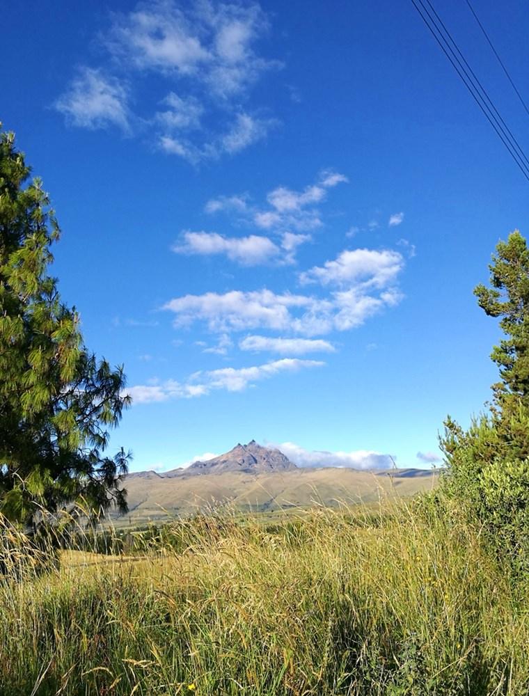 Spazierengehen und Vulkane beobachten. Traumurlaub! | Ecuador
