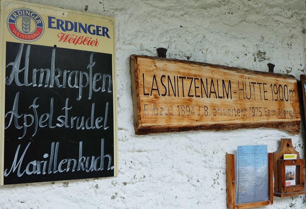 Lasnitzenhütte im Virgental in Osttirol | Österreich
