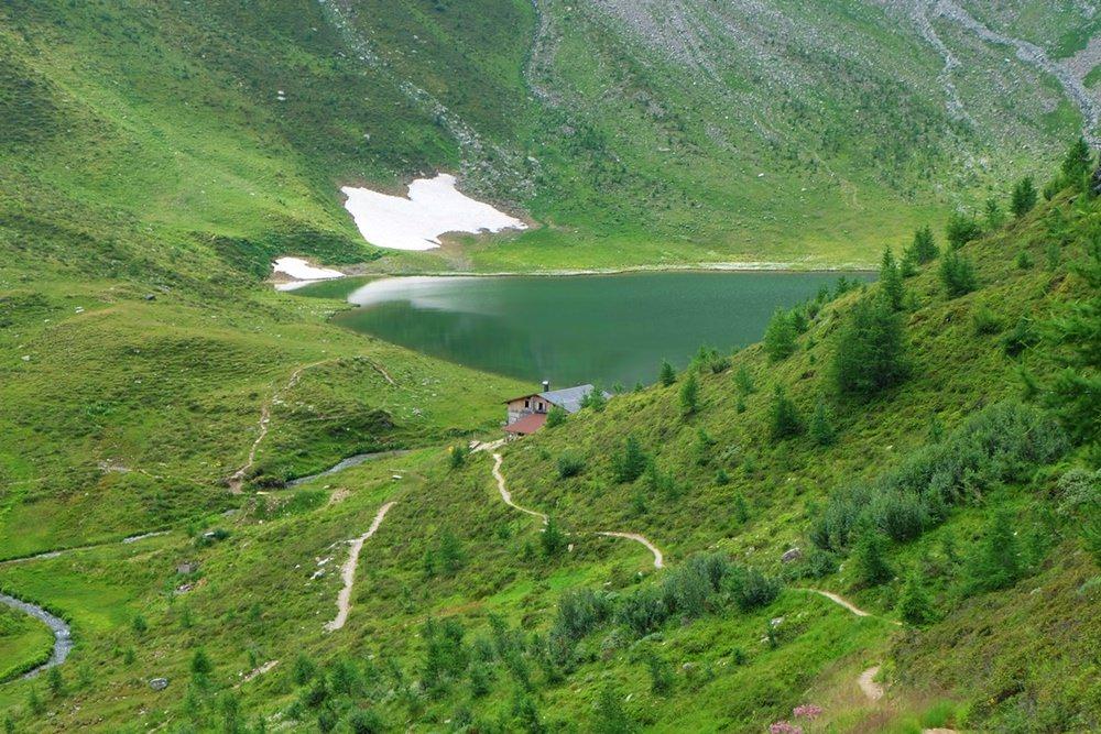 Die Bergerseehütte am Lasörling - allerbeste Lage für eine Osttiroler Berghütte | Virgental, Osttirol