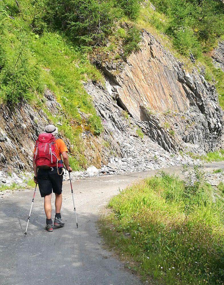 Zustieg zur Lasnitzen-Hütte in Osttirol beim Lasörling-Hüttenwochenende