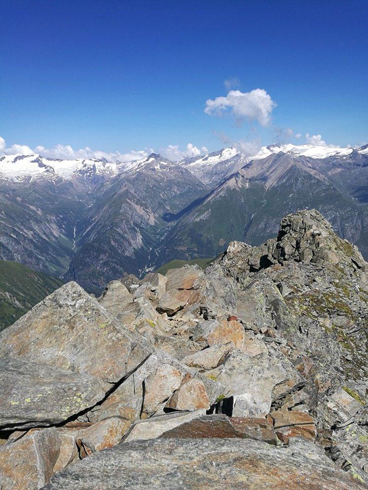Gigantisch - Ausblick vom Lasörling | Osttirol, Österreich