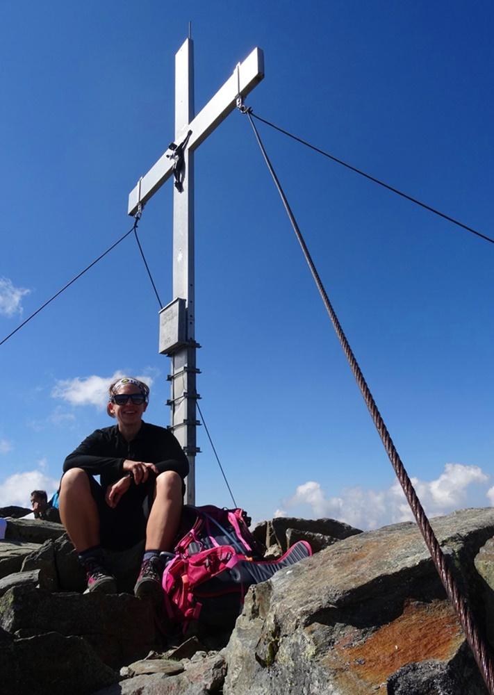Gipfelglück am Lasörling 3.098m - so sollte es immer sein!