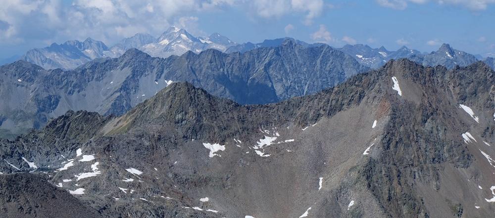 Gipfelbuch Lasörling 3.098 m in Osttirol über Virgental/ Lasnitzenhütte