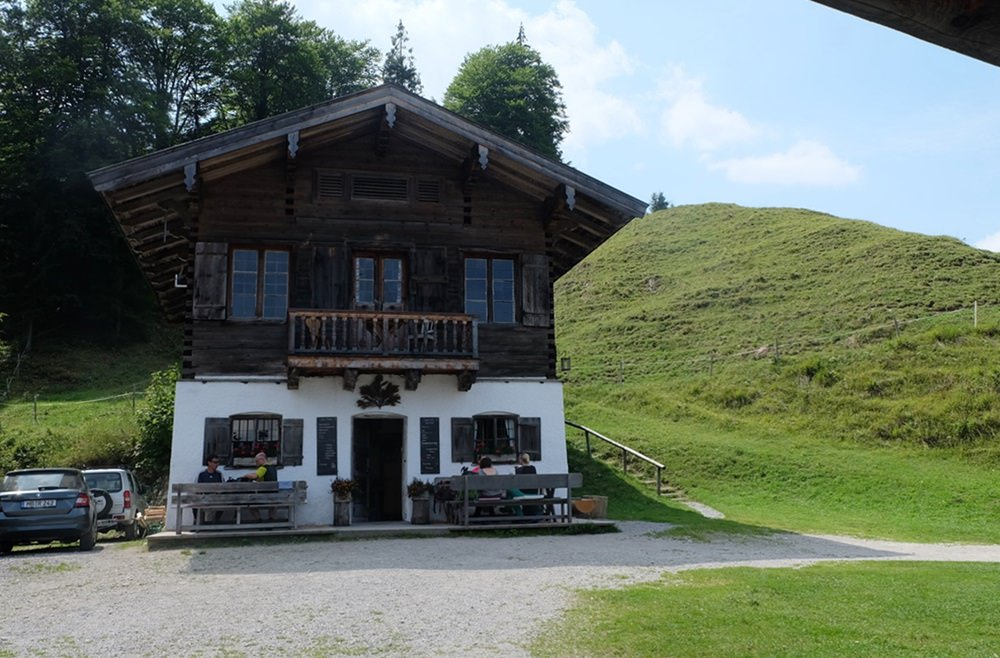 An der Köngsalm im Tegernseer Tal | Bayern