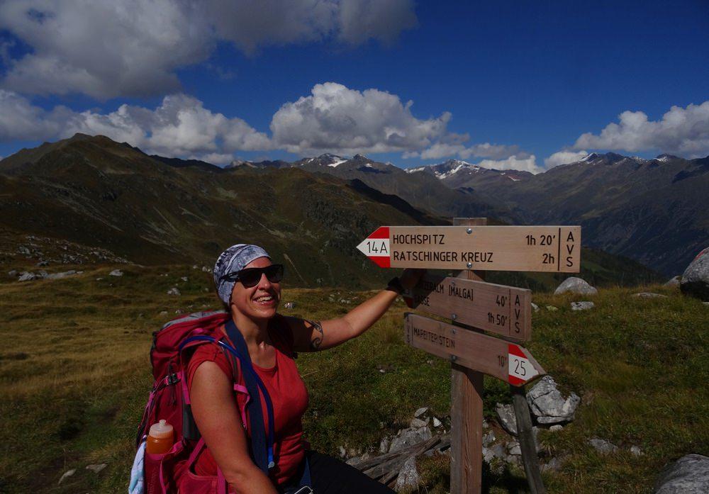 Gipfelglück in Südtirol