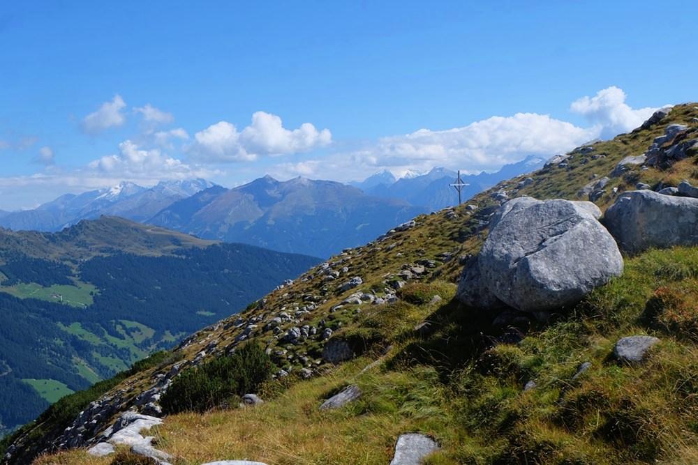 Am Gipfelplateau des Mareiter Stein | Ridnautal, Südtirol