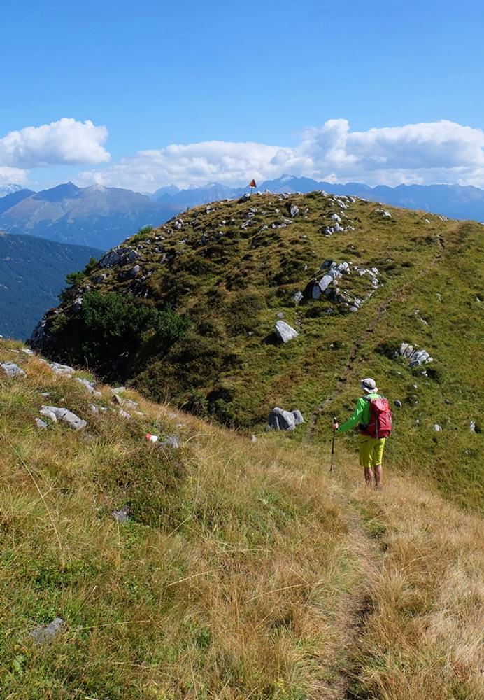 Abstieg vom Mareiter Stein | Südtirol