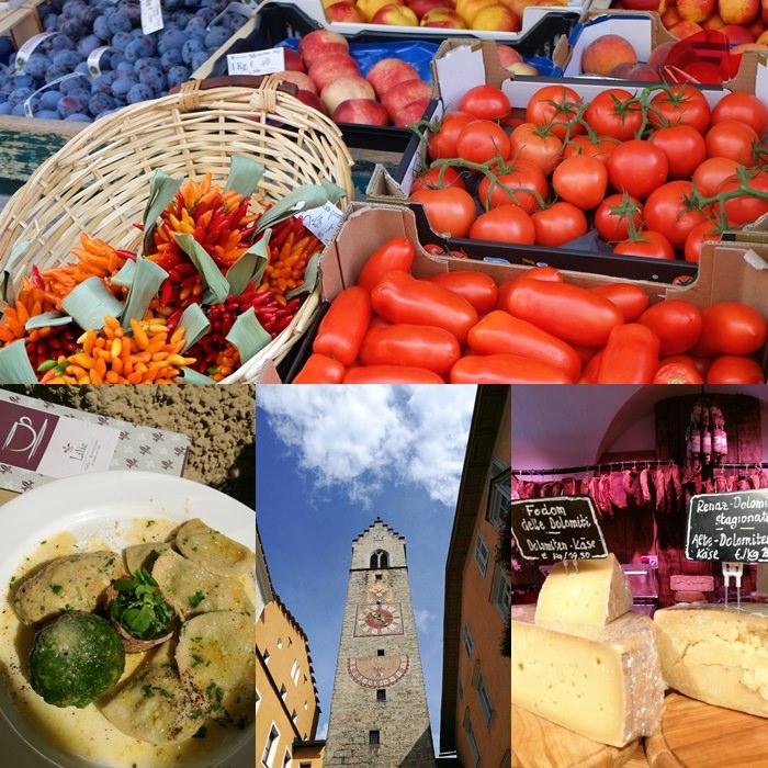 Ein (kulinarischer) Bummel durch Sterzing in Südtirol
