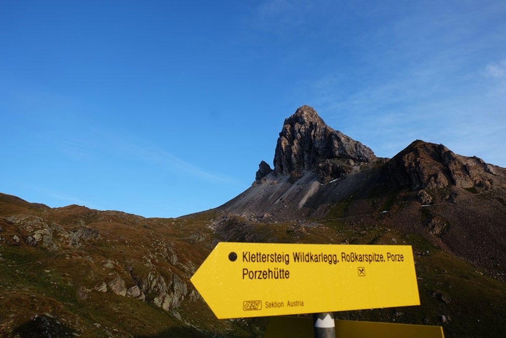Ein neuer Morgen. In Frieden und Freiheit. Der Berg ruft! | Große Kinigat am Karnischen Höhenweg