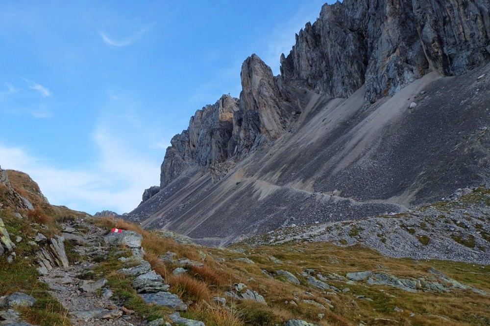 Auf dem Weg zur Großen Kinigat 2.689 m | Karnischer Höhenweg