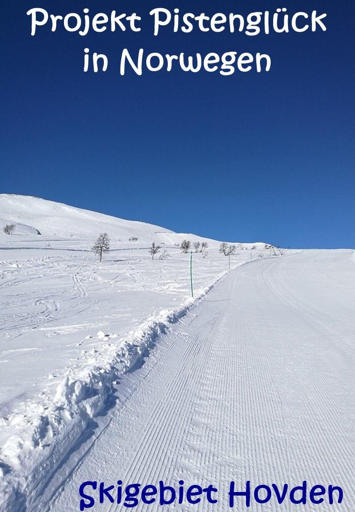PIN MICH: Projekt Pistenglück | Skifahren lernen für Erwachsene in Norwegen
