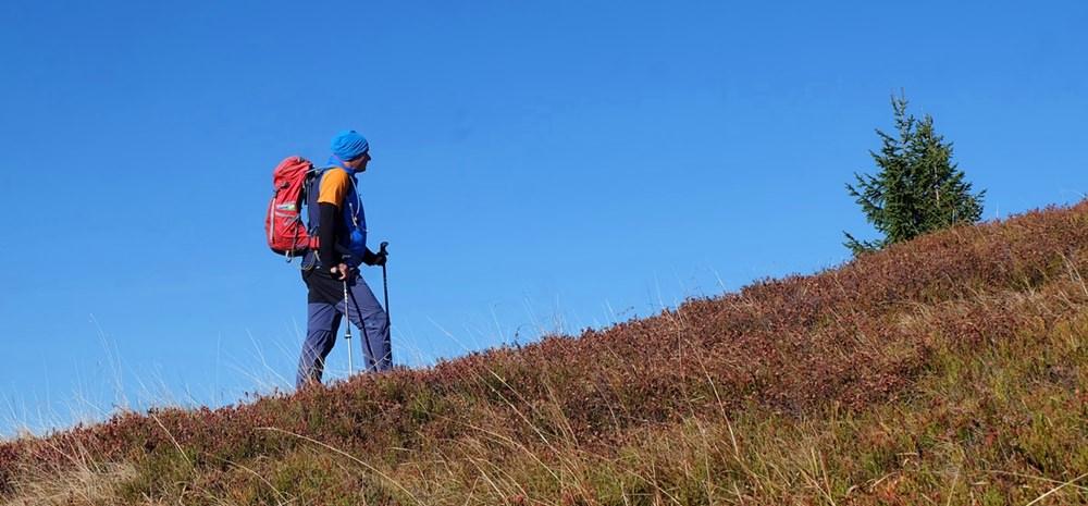Gipfelsammeln am Hundstein 2.117m – Hüttentour Statzerhaus im Herbst
