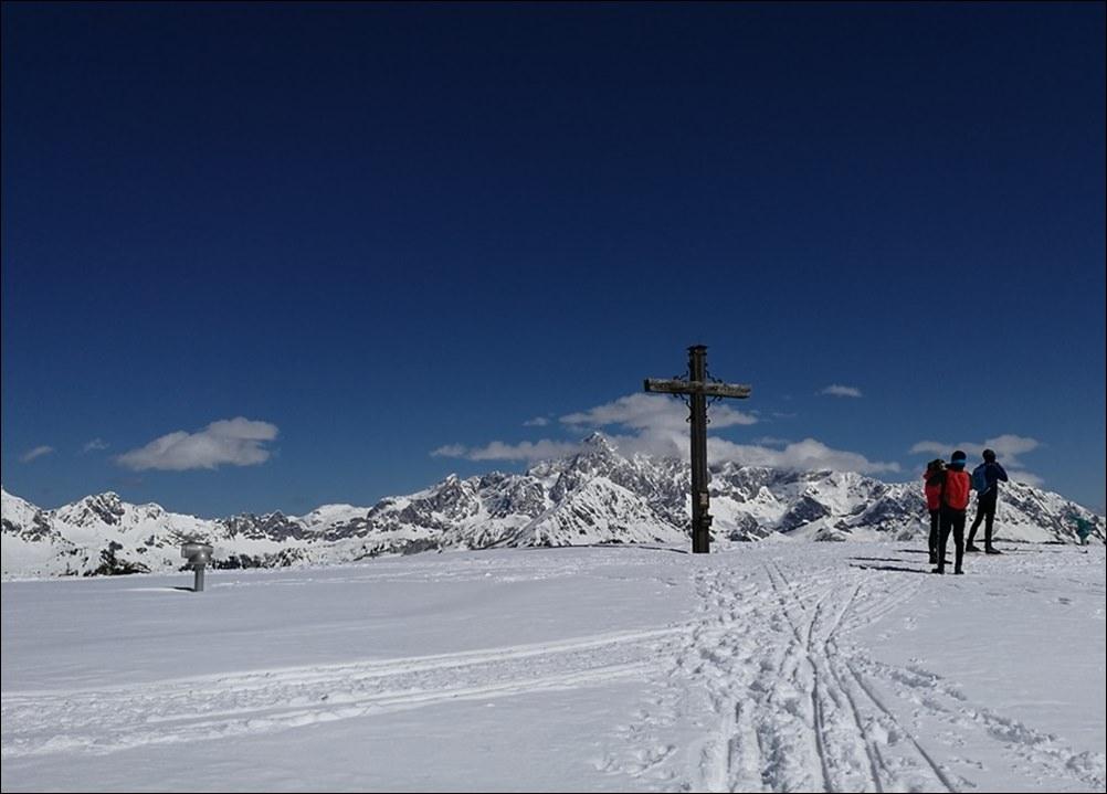 Gipfelglück am Rossbrand | Pongau, Österreich