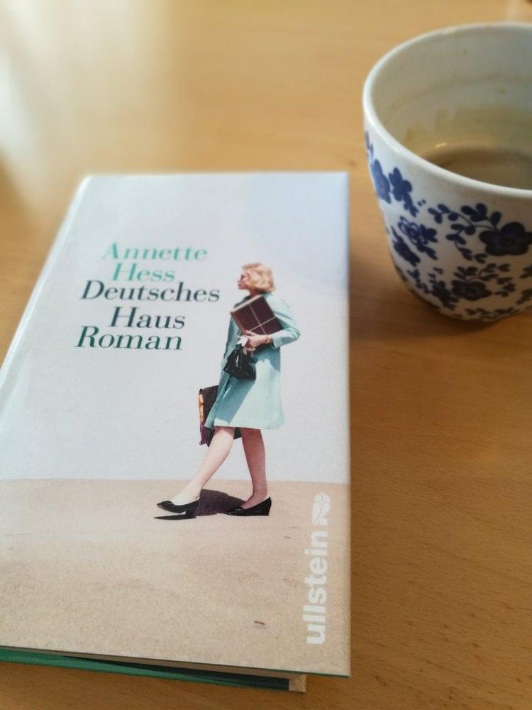 Ein schlimmes Buch, ein wichtiges Buch: Deutsches Haus.
