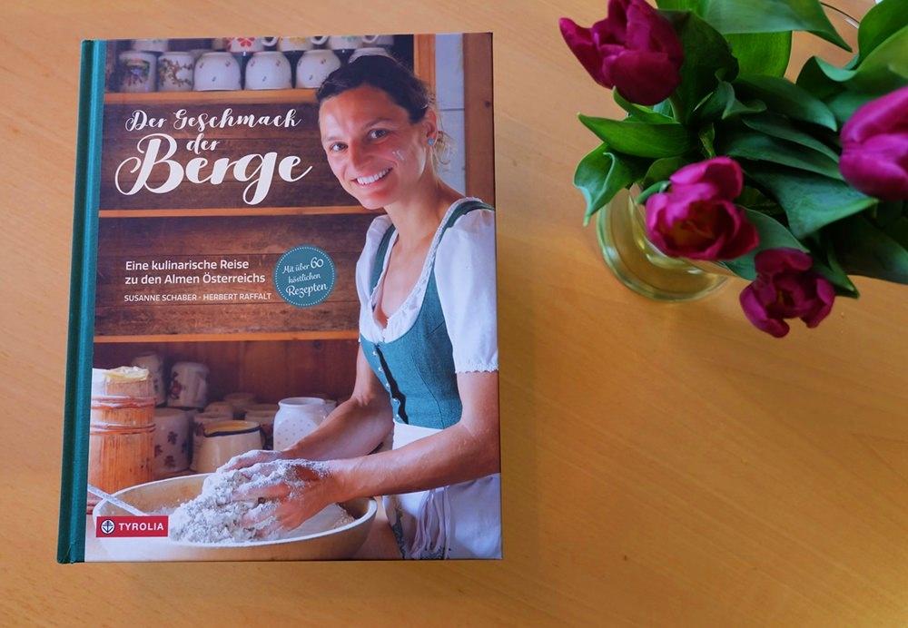 Buchtipp: Kochbuch und Bildband Der Geschmack der Berge
