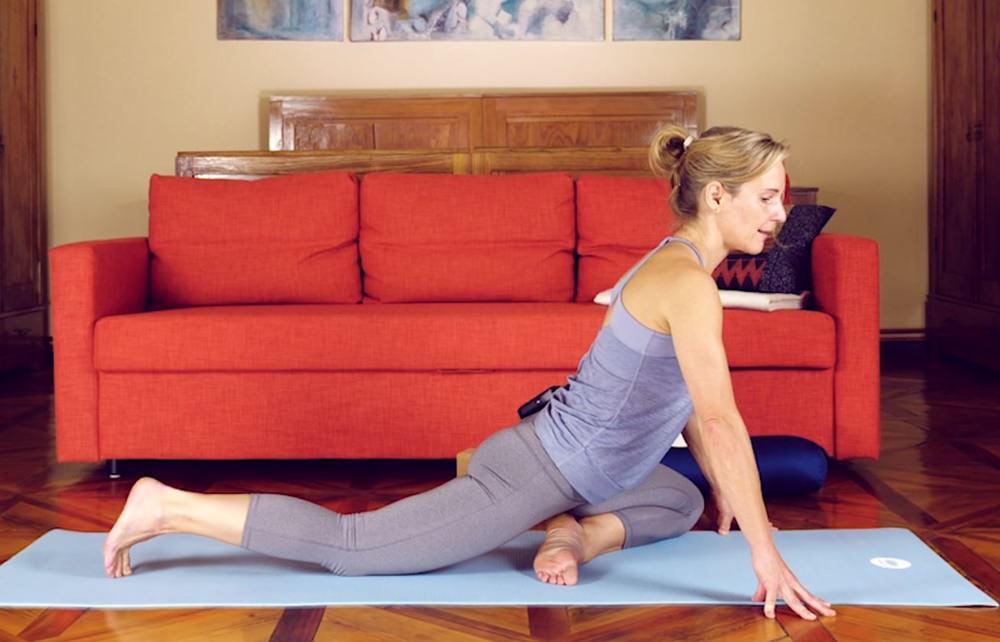 Yoga - machen was dir gut tut. Einfacher ist das mit Video Anleitung.
