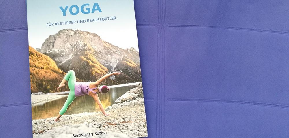 Buchtipp: Yoga für Kletterer und Bergsportler