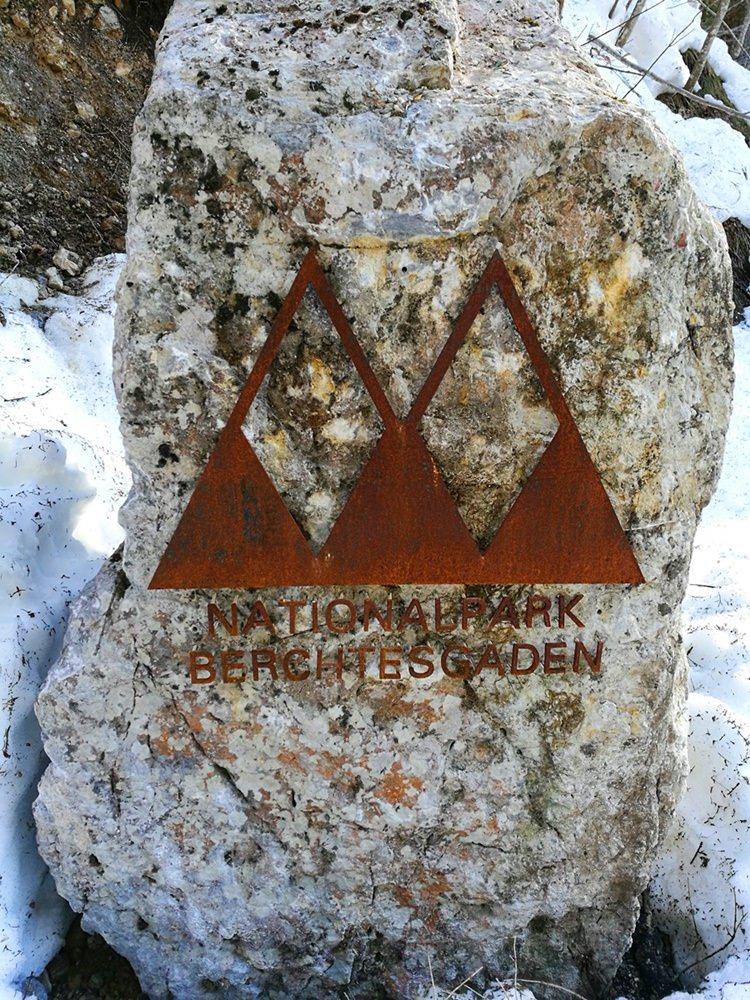 Unterwegs mit Schneeschuhen im Nationalpark Berchtesgaden