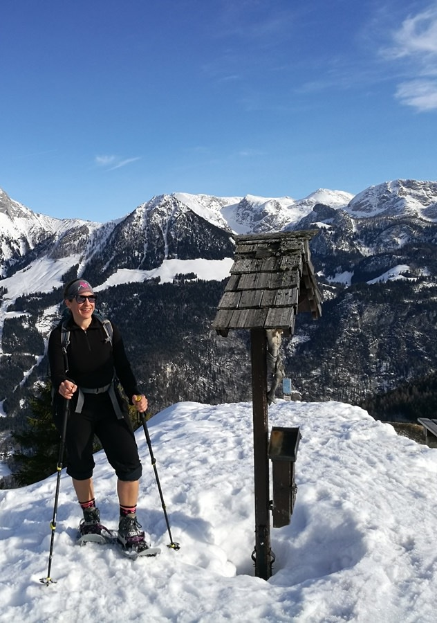 Gipfelglück am Grünstein