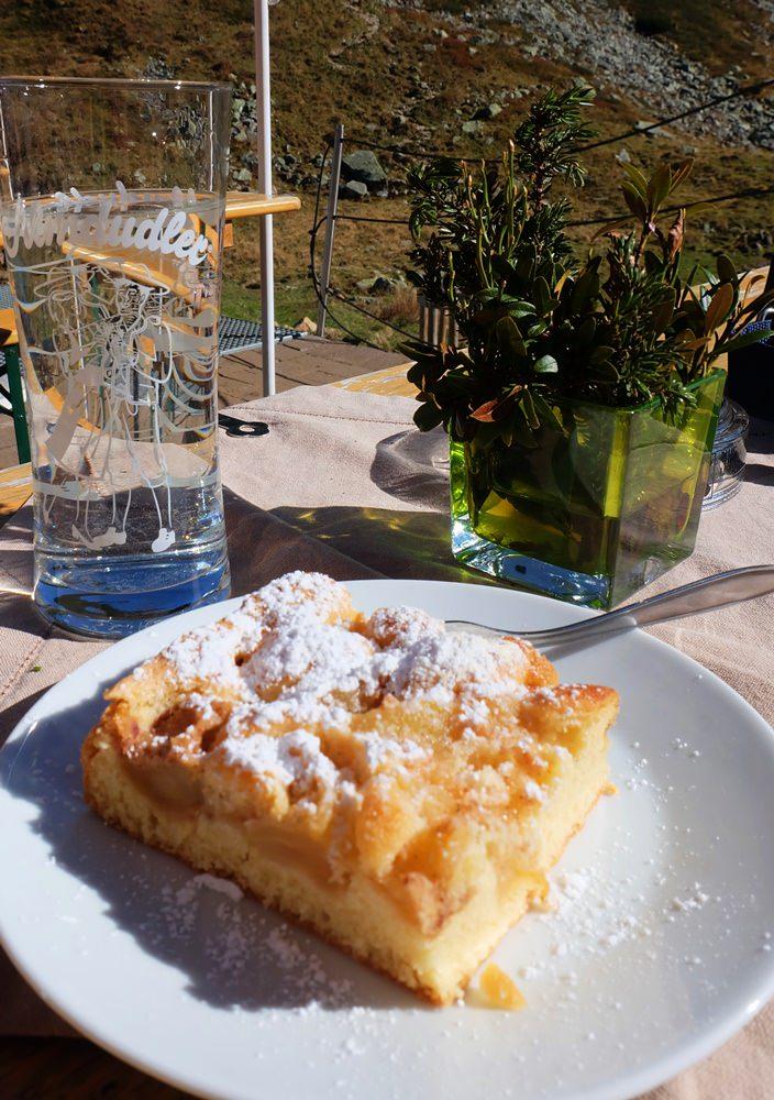 Kuchen am Wildseeloderhaus | Kitzbüheler Alpen, Tirol