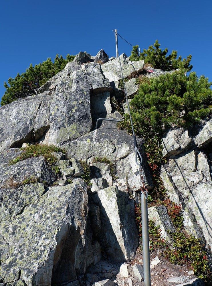 Henne Klettersteig in den Kitzbüheler Alpen | Tirol, Österreich