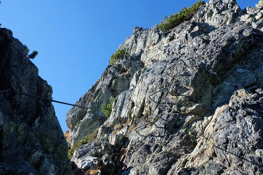Selbstbewusstsein stärken am Klettersteig | Kitzbüheler Alpen, Tirol
