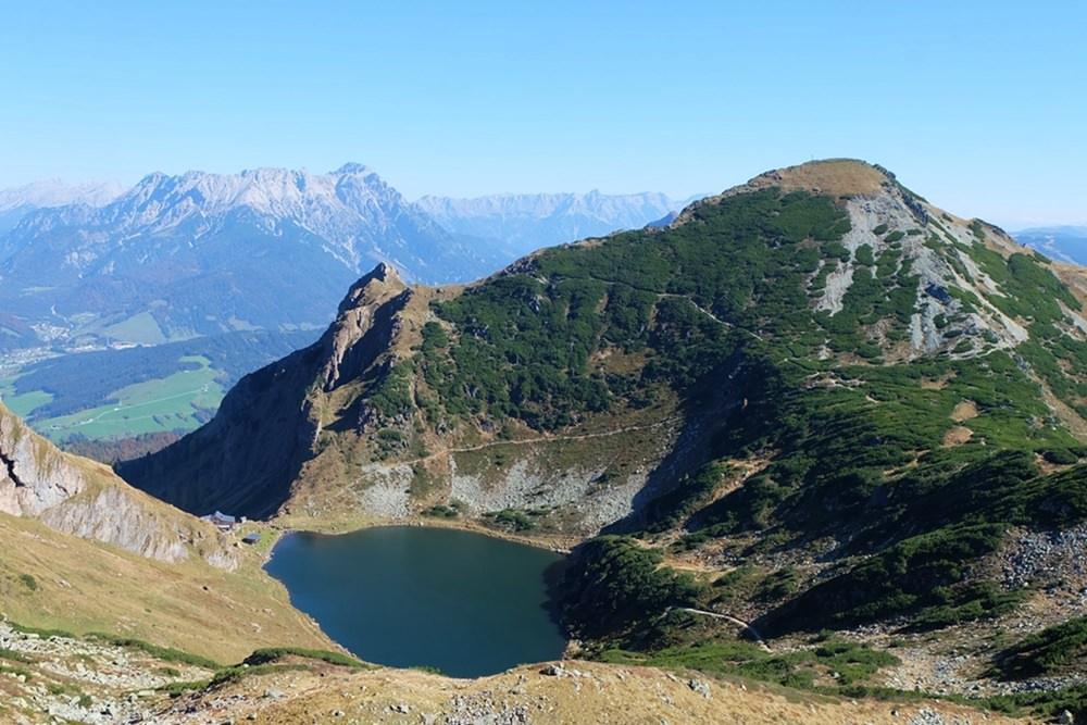 Blick vom Gipfel des Wildseeloder zur Henne | Kitzbüheler Alpen, Tirol