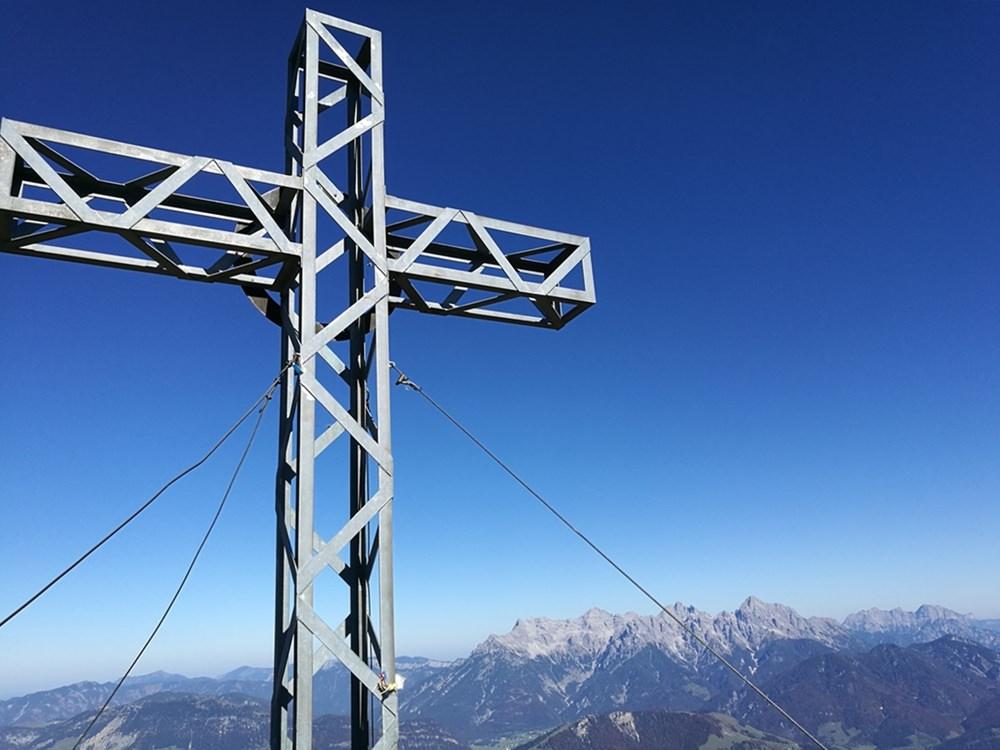Gipfelkreuz der Henne | Kitzbüheler Alpen, Tirol