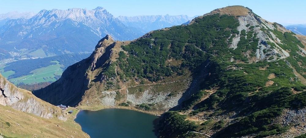 Henne und Wildseeloder – allein am Klettersteig