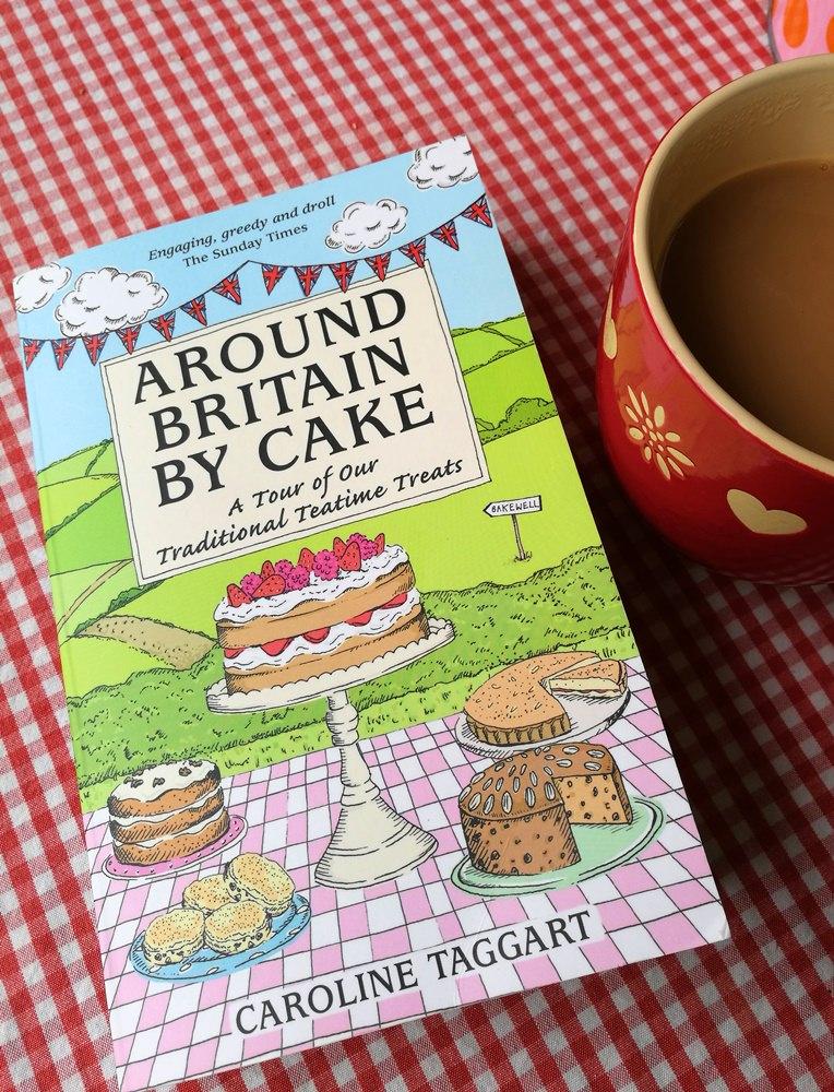 Around Britain by Cake - ein Großbritannien-Buchtipp